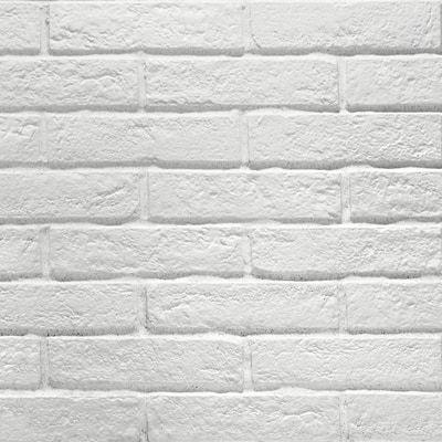 Rondine Brick Wall Tiles White Brick 6x25 Cm J85677 Casa39 Com