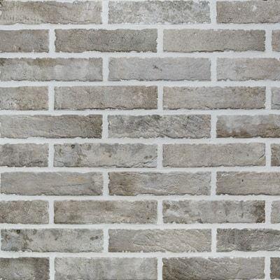Rondine Brick Effect Wall Tiles Mud Brick 6x25 Cm J85884 Casa39 Com