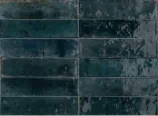Ragno Look Blu Glossy 6x24 cm R8FR